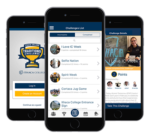 traditions challenge app